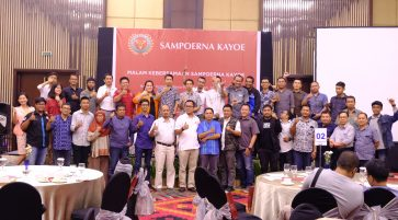 Sampoerna Kayoe Gathering at Balikpapan