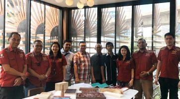 Showroom Visit from Akademi Teknik Pendidikan Industri Kayu