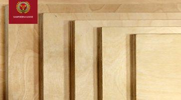 Sampoerna Kayoe Mulai Memasarkan Varian Birch Plywood di Pasar Lokal