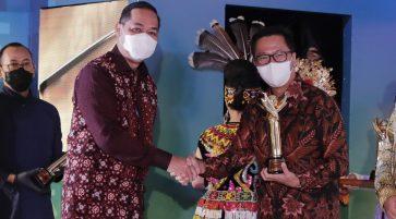 Sampoerna Kayoe Receives Primaniyarta Award for Its Achievement in Developing Export Markets