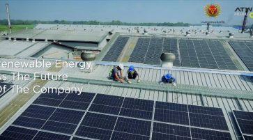 Sampoerna Kayoe Inaugurates 1.7 MWp Surya Solar Panel